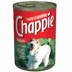 Chappie Adult Wet Dog Food Cans