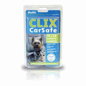 Harnais Clix Car Safe pour chiens