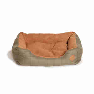 Danish Design Hunter Tweed Snuggle Bed