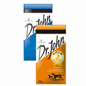 Dr John Silver Medal Adult Working Dog Food
