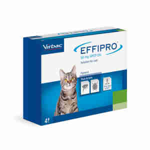 Effipro Spot On voor katten