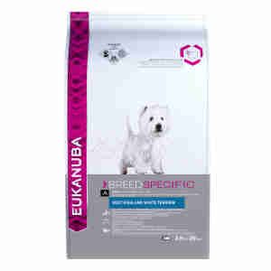 Eukanuba West Highland White Terrier Hundefutter