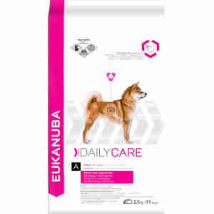 Eukanuba Daily Care - Digestion Sensible Chien