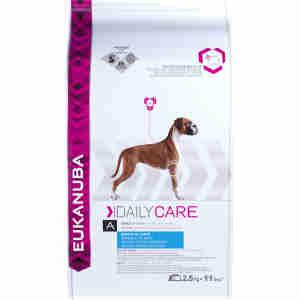 Eukanuba Daily Care Sensitive Joints voor honden