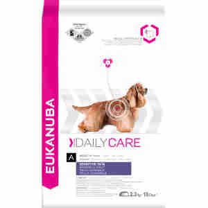 Eukanuba Daily Care Sensible Haut Hundefutter