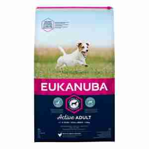 Eukanuba Active Adult Mini Hundefutter