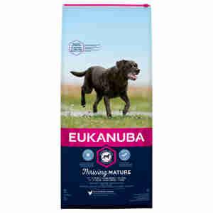 Eukanuba Chien Mature & Senior - Grandes Races