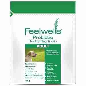 Feelwells Probiotic Leckerli für Hunde