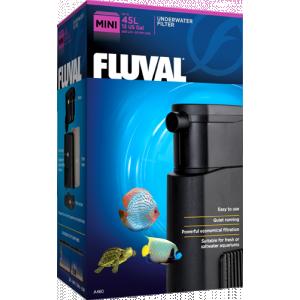 Fluval U Series Underwater Aquarium Filter Unit