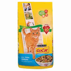 Go-cat Complete Tuna, Herring and Veg