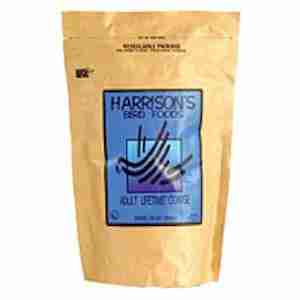 Harrisons Adult Lifetime Coarse - Grosses Graines pour Oiseau Adulte