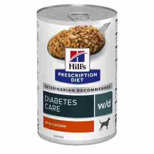 Hills Prescription Diet w/d Hundefutter