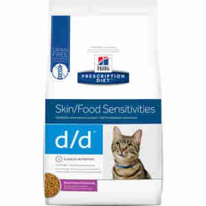 Hills Prescription Diet d/d Katzenfutter
