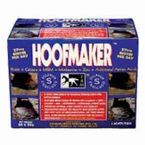 Complément alimentaire Hoofmaker pour la santé des sabots
