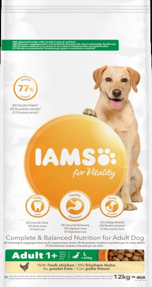 IAMS – Adult große Hunderassen
