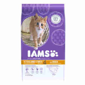 Iams ProActive Health Kitten & Junior voor katten