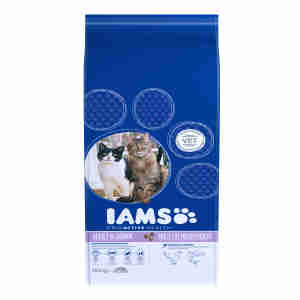 IAMS Multi-Cat - Poulet & Saumon