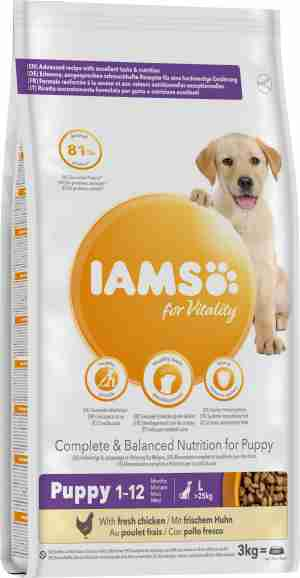 IAMS Large Breed Puppy & Junior