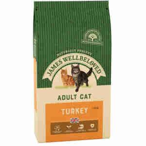 James Wellbeloved - Adult Cat Food - Turkey