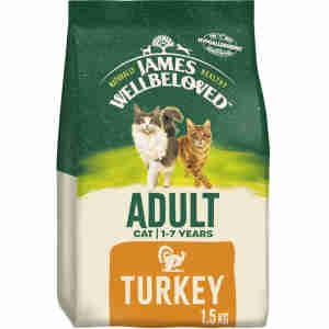 James Wellbeloved – Adult Katze (Truthahn)