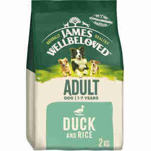 James Wellbeloved - Adult Maintenance - Duck & Rice