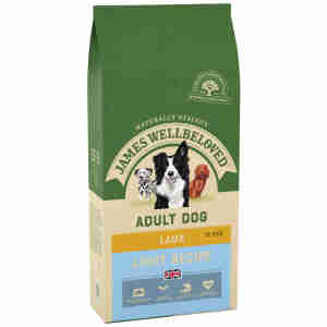 James Wellbeloved Dog Adult Lamb & Rice Light