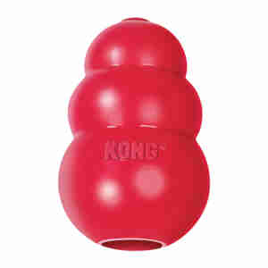 Kong - Toy Classic Rood