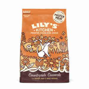 Lily's Kitchen - Poulet et Canard sans grains pour chiens et chiots