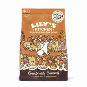 Lily's Kitchen Adult Free Run Chicken & Duck Grain Free Dry Food for Dogs