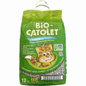 Litière pour chat Midas Bio-Catolet 100 % papier recyclé