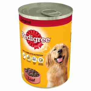 Pedigree Nassfutter 12 x 400g Dosen