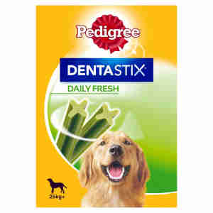 Pedigree Dentastix Fresh Snack für grosse Hunde