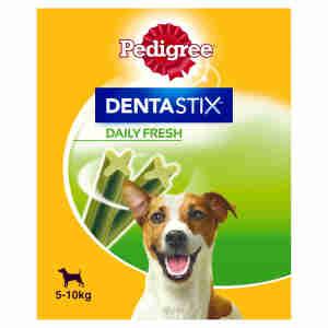 Pedigree Dentastix Fresh Snack für kleine Hunde