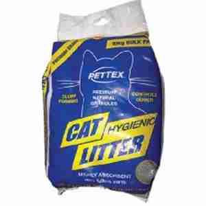 Pettex Premium Grey Fullers Earth Cat Litter