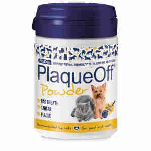 PlaqueOff Zahnpflege für Katzen und Hunde