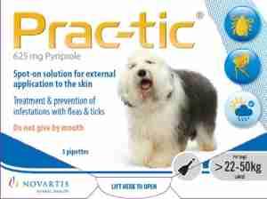 Prac-tic Spot-On voor grote honden