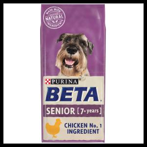 BETA Senior with Chicken & Rice