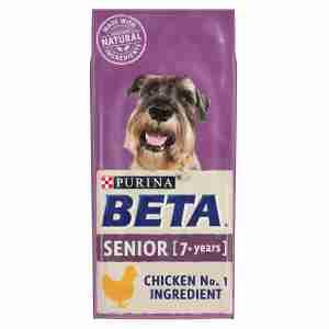 Purina BETA – Senior Huhn & Reis 14kg