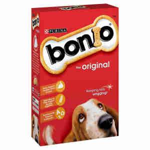 PURINA Bonio Dog Biscuit Treats