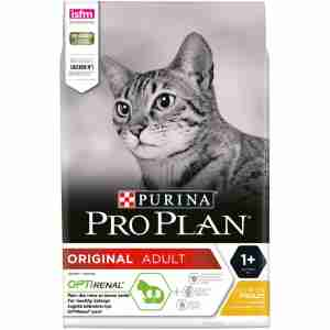 PRO PLAN Optirenal - Adult - Poulet & Riz