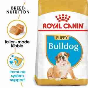 Royal Canin Bulldog Junior Dry Puppy Food