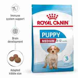 Royal Canin Medium Junior 32