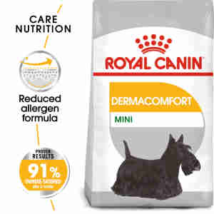 Royal Canin – Mini Dermacomfort