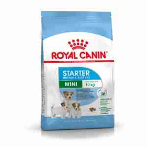 royal canin mini starter hundefutter. Black Bedroom Furniture Sets. Home Design Ideas