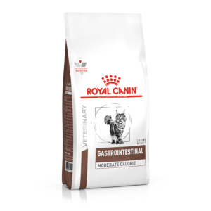 Royal Canin - Vet Diet Féline - Gastro-Intestinal Moderate Calorie