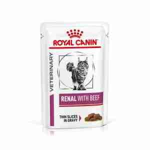 Royal Canin Vet Diet – Renal S/O (Nassfutter) für Katzen