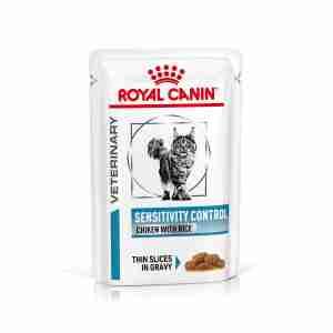 Royal Canin – Sensitivity Control (Nassfutter) für Katzen
