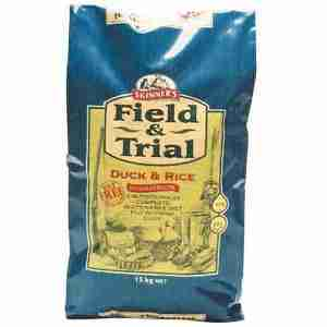 Skinner's Field & Trial Ente & Reis – für Hunde