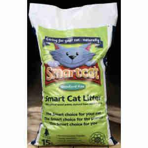 Litière Smart Cat 100 % bois biologique