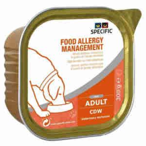 Specific CDD & CDW Allergy Management - Chien